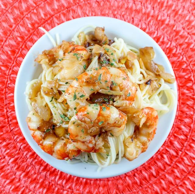 Olive Garden Shrimp Scampi Copycat Recipe The Food Hussy