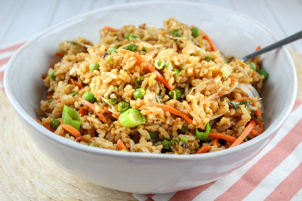 Copycat PF Chang's Fried Rice