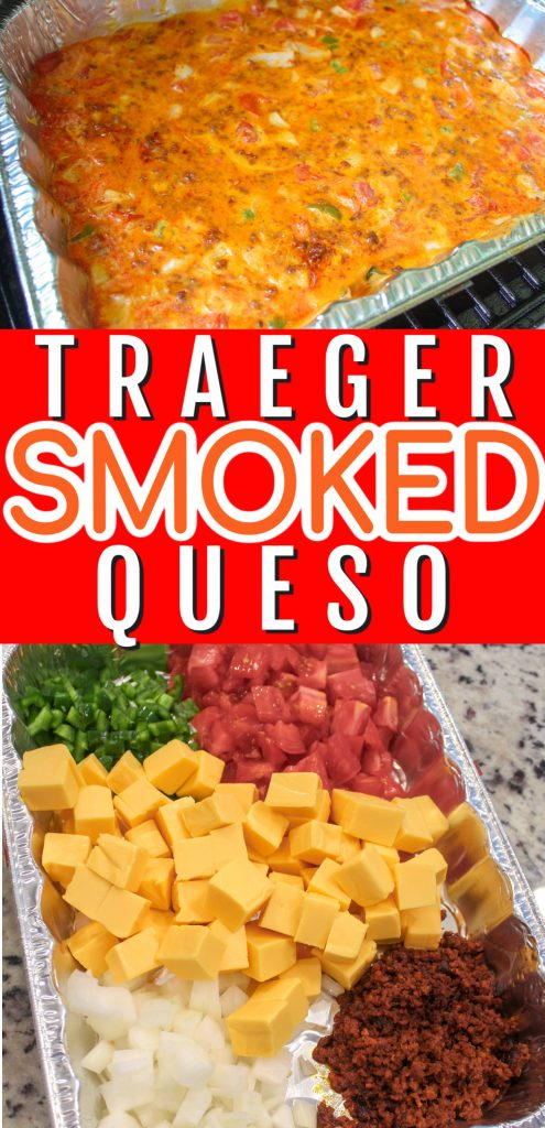 Traeger Smoked Queso