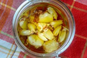 Air Fryer Roasted Garlic
