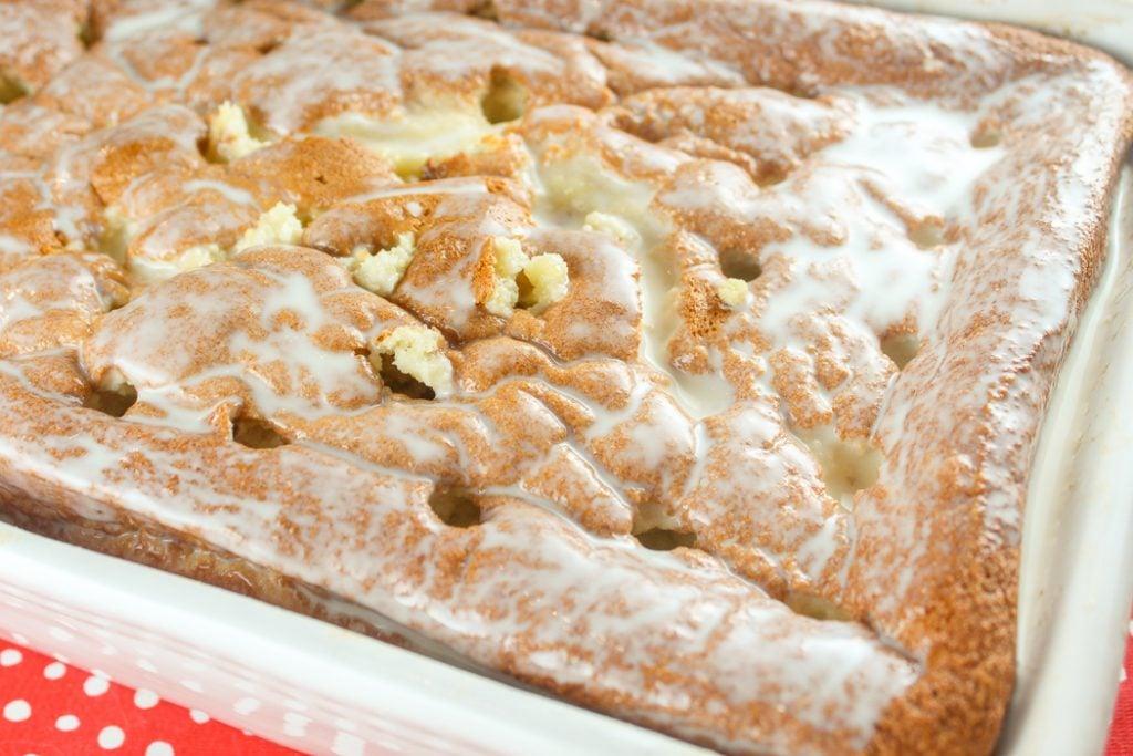 Copycat Chuy's Tres Leches Cake