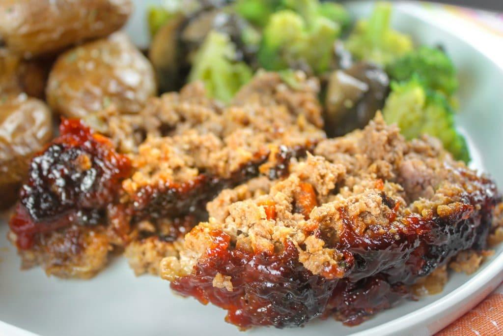 Easy Air Fryer Meatloaf