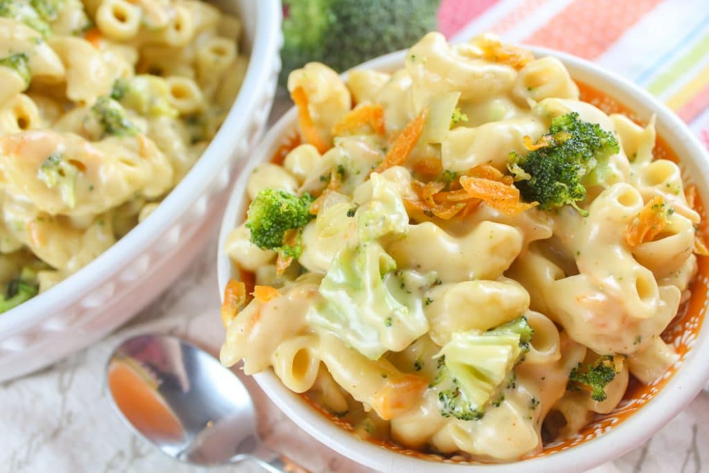 Panera Broccoli Cheddar Mac & Cheese