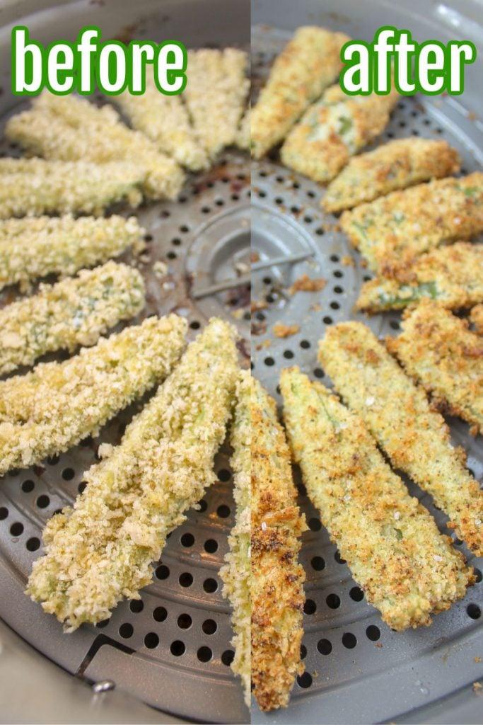 Air Fryer Jalapeno Fries