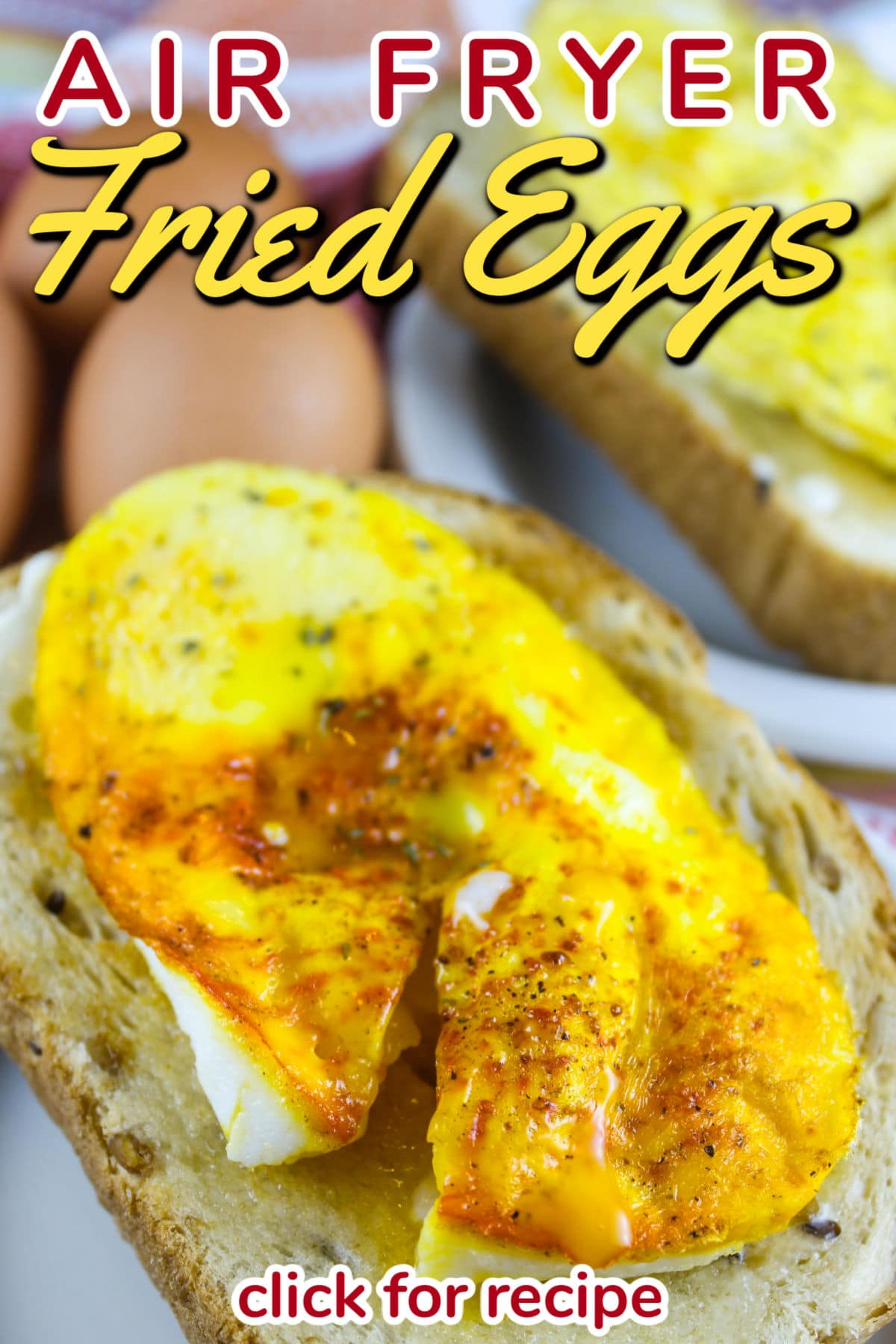 Making a fried egg in an air fryer is SO EASY!!!! I loved it for many reasons and the best part was the yolk came out runny - just how I like it! The best part was just how simple and easy it is!  via @foodhussy
