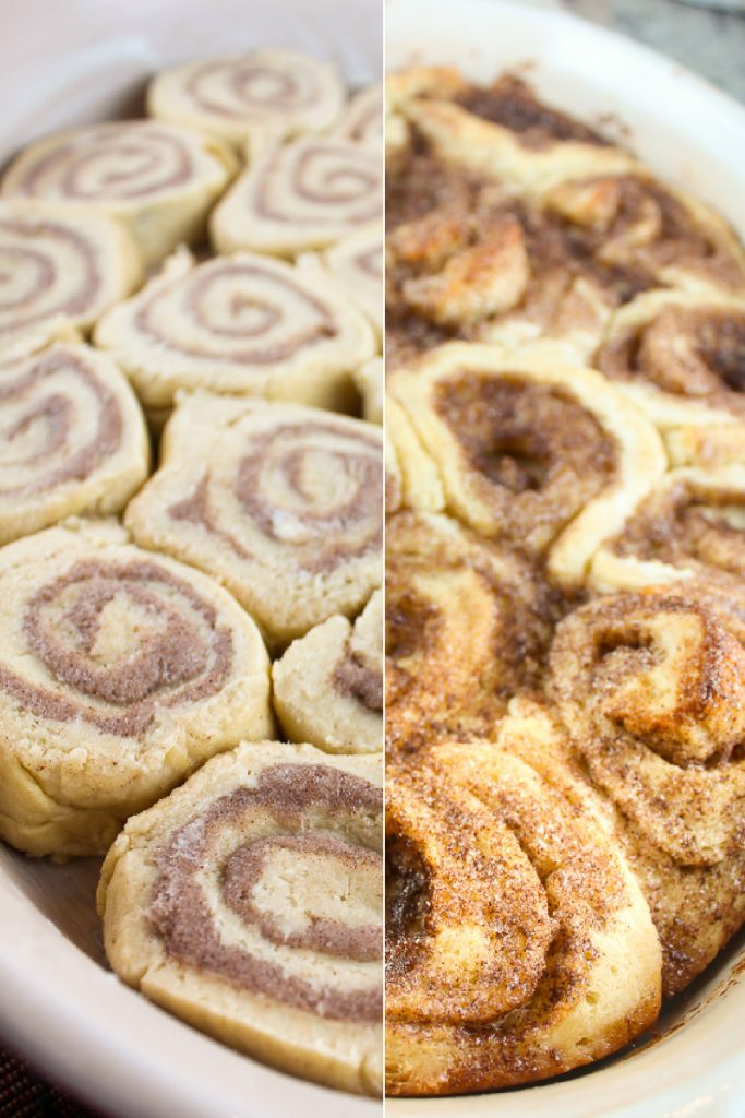 Mary Mac's Cinnamon Rolls