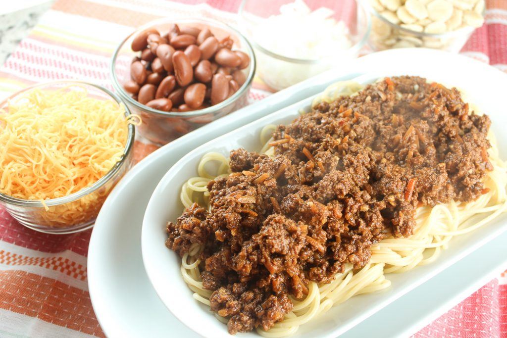 Vegetarian Cincinnati Chili Recipe