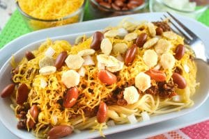 Vegetarian Cincinnati Chili Recipe