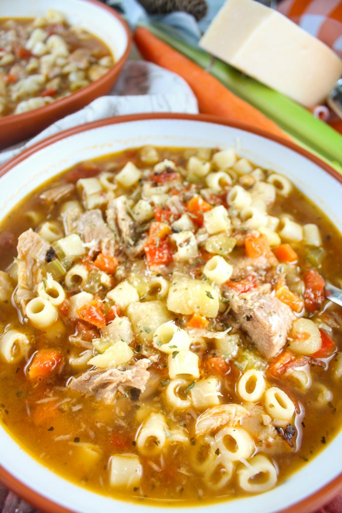 Carrabba's Spicy Chicken Soup