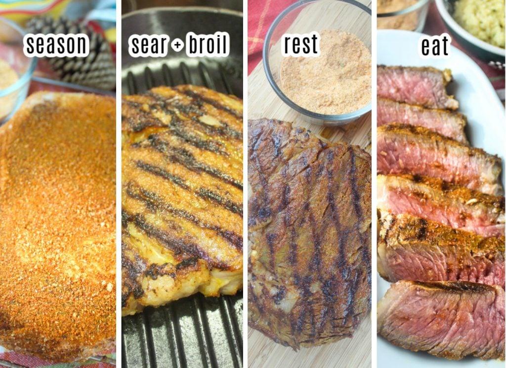 Copycat Texas Roadhouse Steak Seasoning