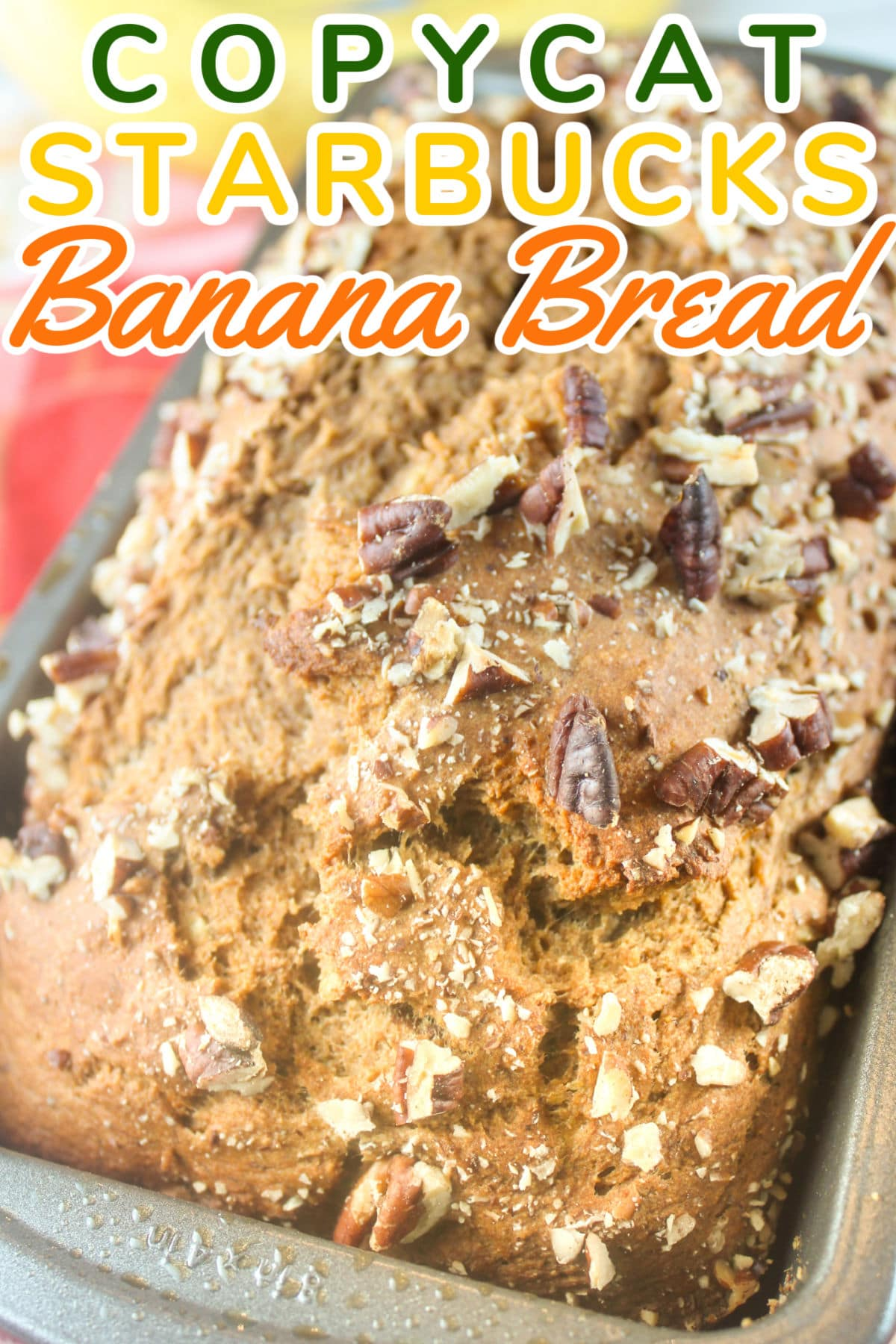 You're going to be shocked when you bite into this Copycat Starbucks Banana Bread and realize it's pretty healthy too! That's right - only 4 Weight Watchers points (all plans) - and I've got Air Fryer instructions as well!  via @foodhussy