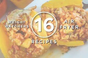16 Weight Watchers Air Fryer Recipes