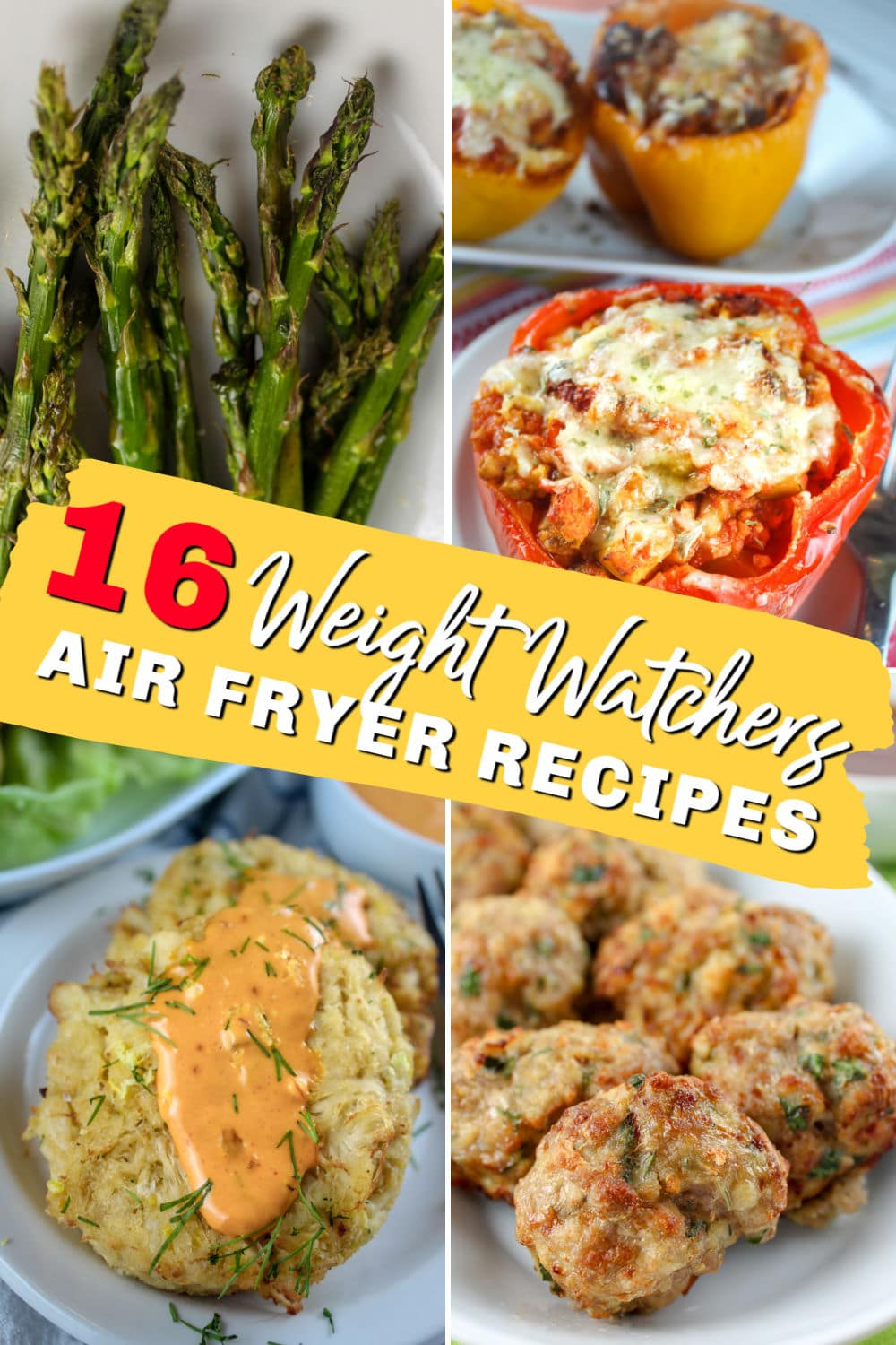 Weight Watchers Air Fryer Recipes have been amazing for me in my weight loss journey! I've lost 13 pounds thus far and am going strong! I use my air fryer nearly every day - whether it be for cooking or even just reheating foods. Heck I love my air fryer so much I have TWO!  via @foodhussy