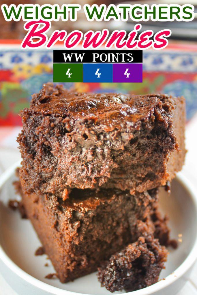 Weight Watchers Brownies
