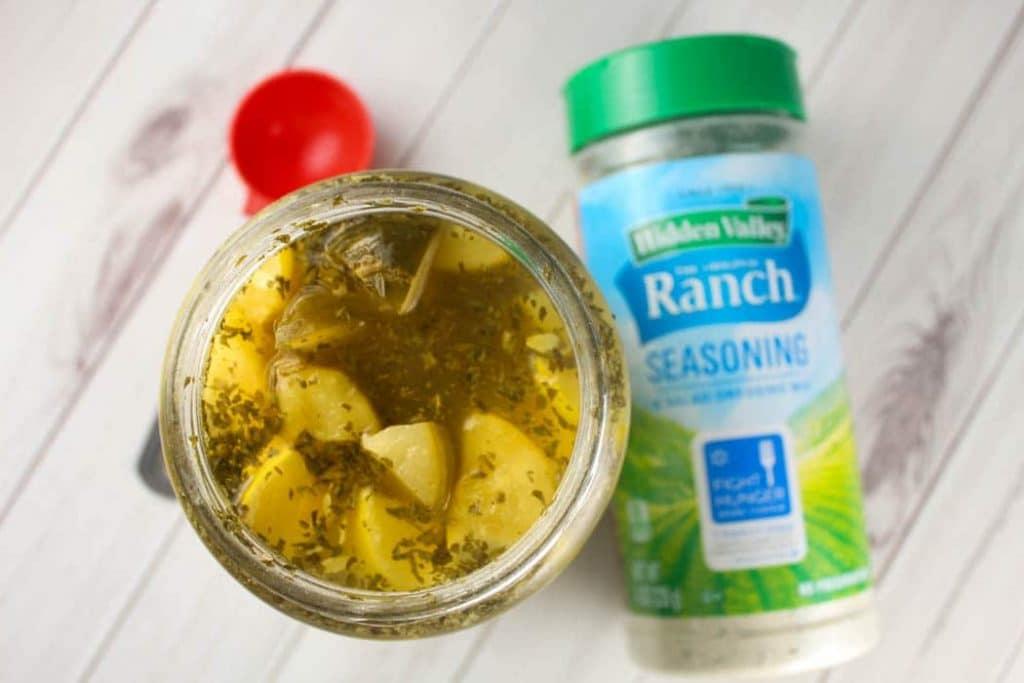 Ranch Pickles