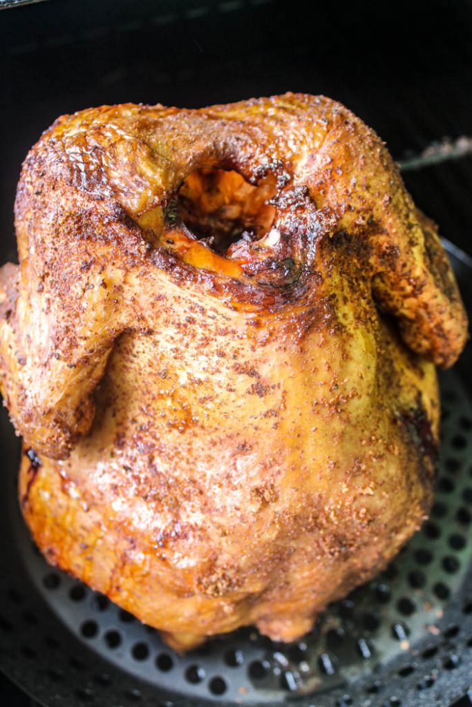 Traeger Beer Can Chicken