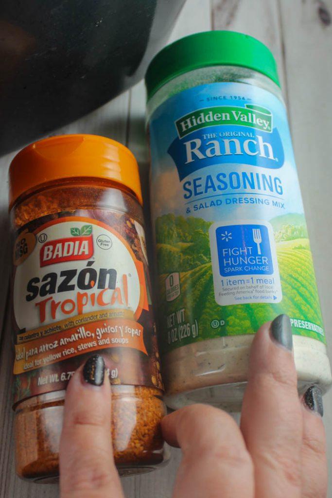 Tropical Sazon & Ranch Seasoning
