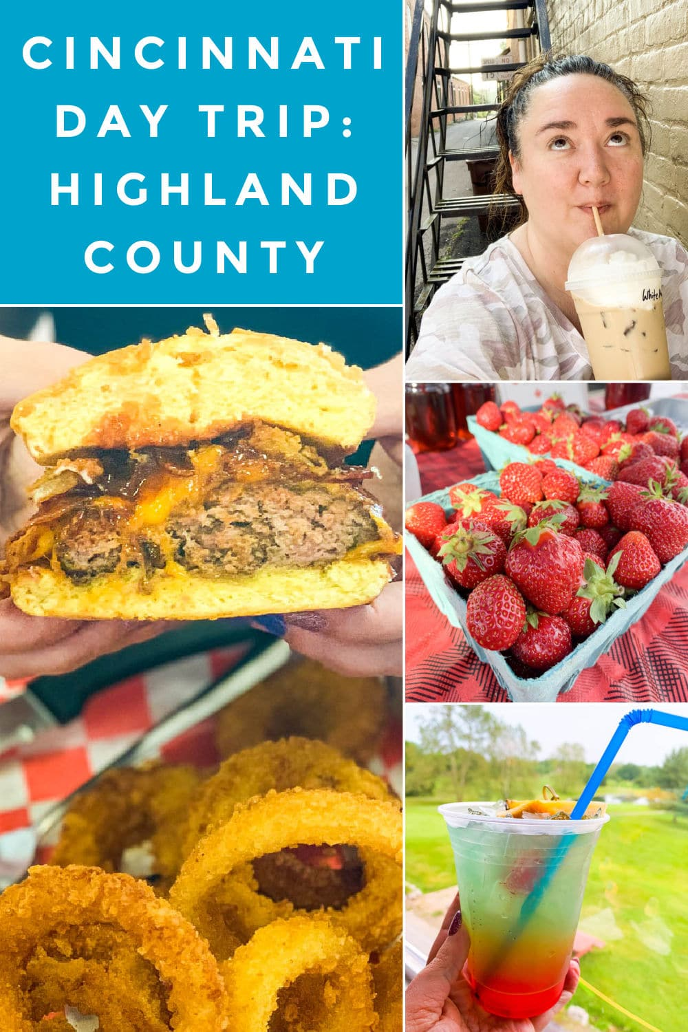 Day Trips are a great way to get out of town. Today - it's all about Highland County, Ohio about an hour north east of Cincinnati! via @foodhussy