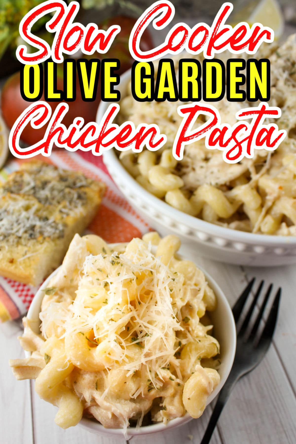 This recipe for Olive Garden Dressing Chicken with cream cheese has taken over the internet - with good reason! This recipe is the best of all worlds: it's super easy, it goes in your slow cooker, it's creamy and comforting and - best of all - it involves Olive Garden!  via @foodhussy