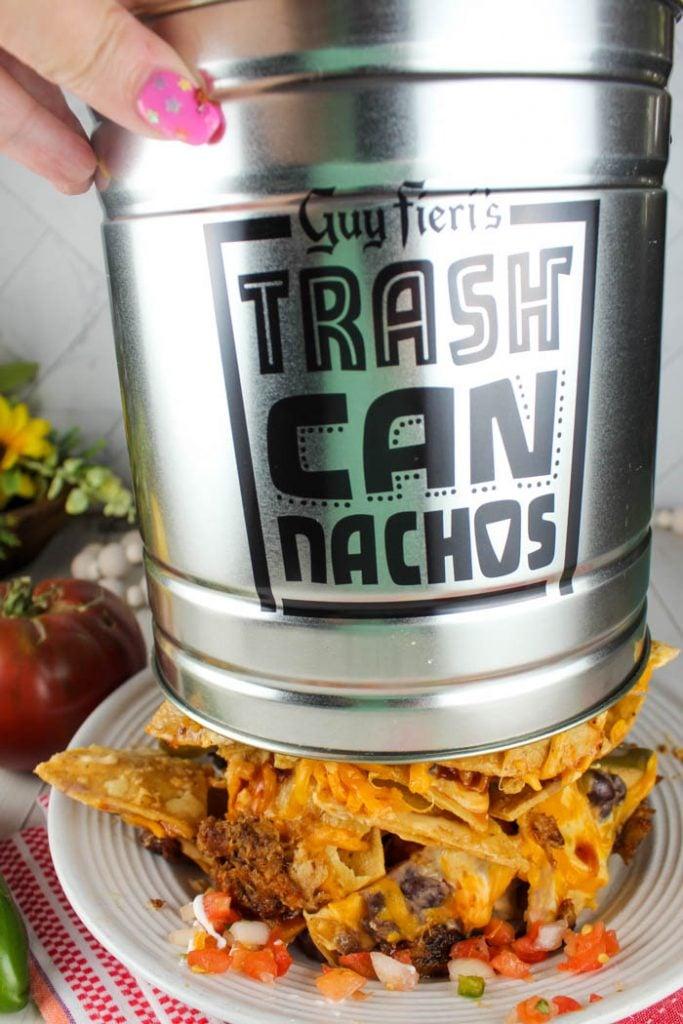 Copycat Trash Can Nachos