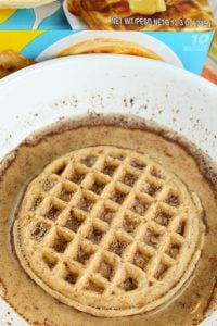 Eggo Waffle French Toast