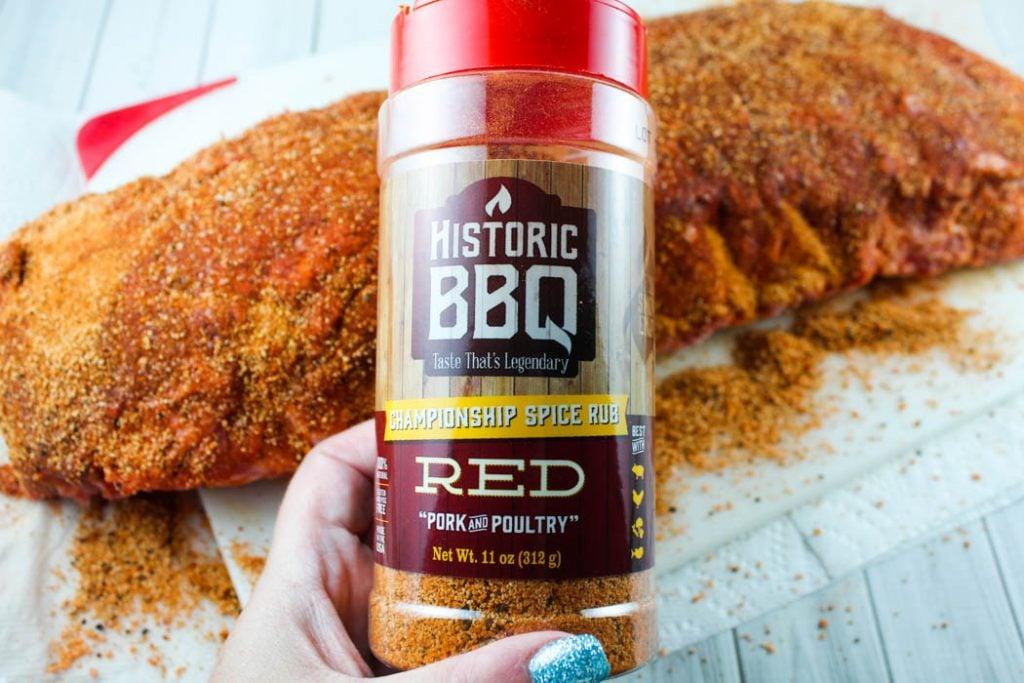 best bbq rub for ribs