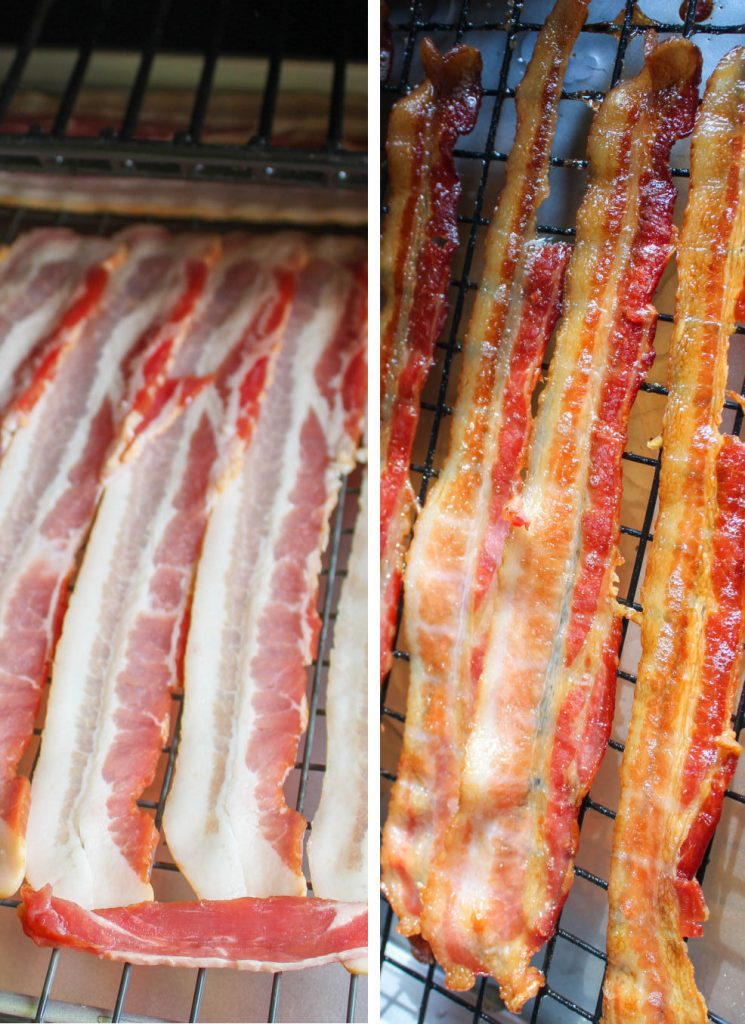 Traeger Grilled Bacon