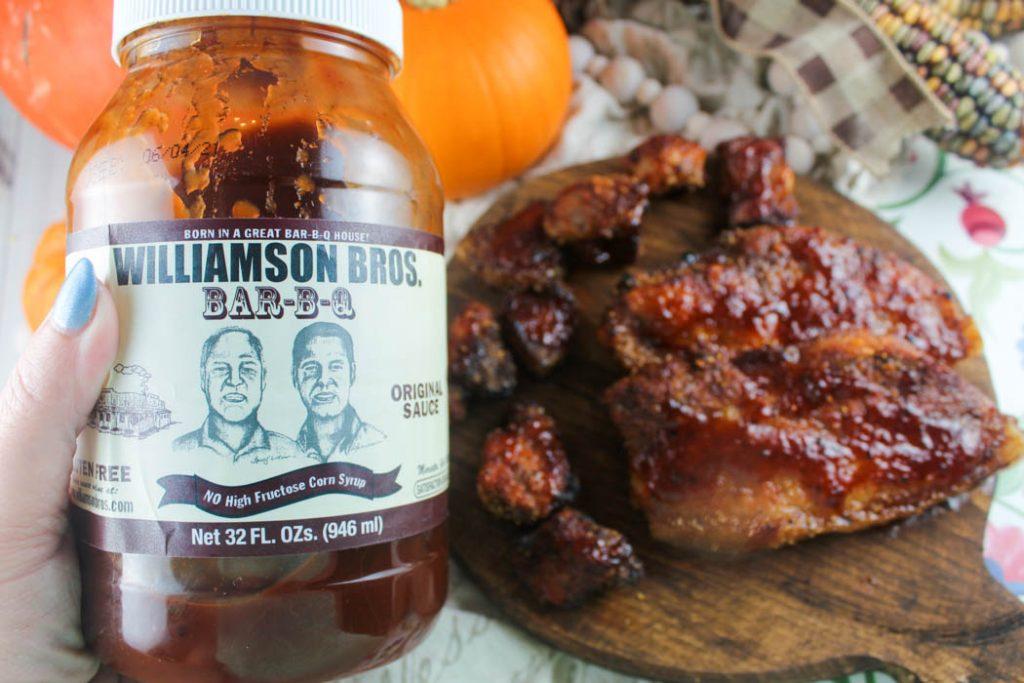 Williamson Bros bbq sauce
