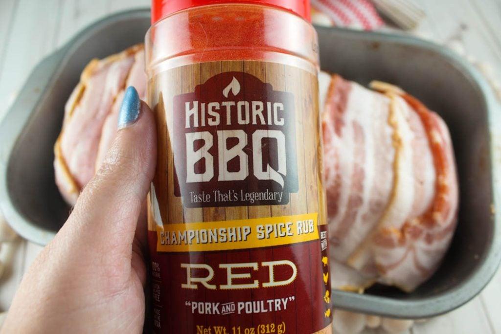 Historic BBQ Seasoning for pork