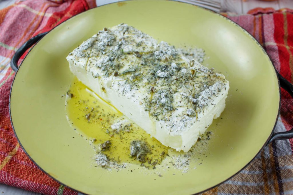 Traeger Smoked Cream Cheese